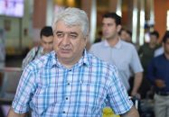 حسین شمس و شرکت در انتخابات فدراسیون فوتبال
