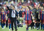 خوان لاپورتا : لیونل مسی در بارسلونا می ماند