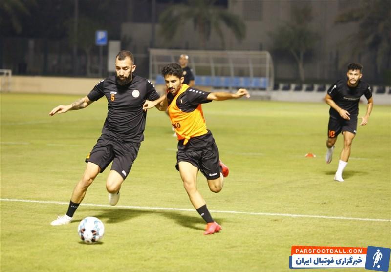 پیروزی تیم ام صلال قطر مقابل الخور در حضور روزبه چشمی