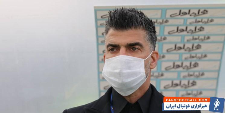 انتقاد سرمربی تیم ذوب آهن از نبود سیستم VAR در فوتبال ایران
