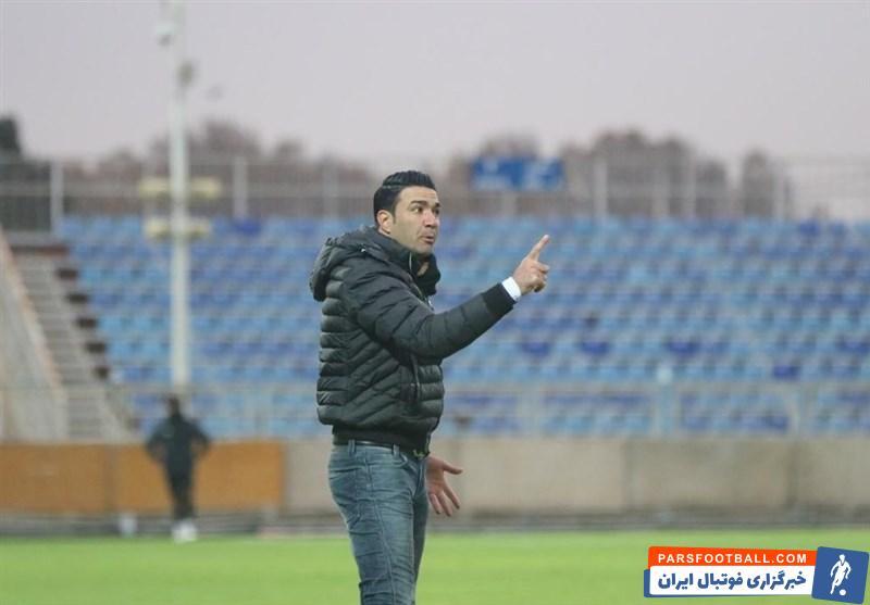 صحبت های سرمربی فولاد خوزستان درباره داوری : سه بازی پشت سر هم اشتباه تاثیرگذار داوری علیه ما بوده