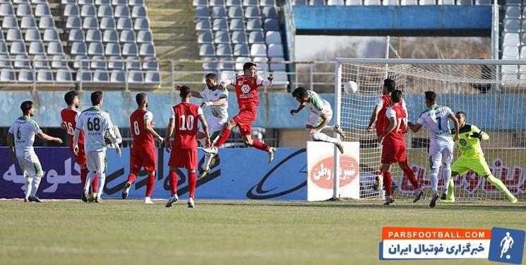 آلومینیوم اراک ۲ – پرسپولیس ۱ ؛ گل محمدی هم بازی را باخت ، هم رکورد خاصش + خلاصه