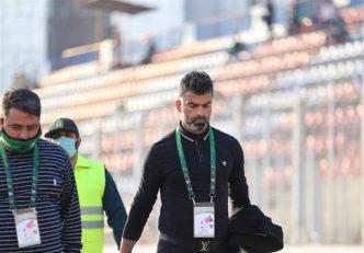 جنجال دوباره رحمان رضایی در لیگ برتر
