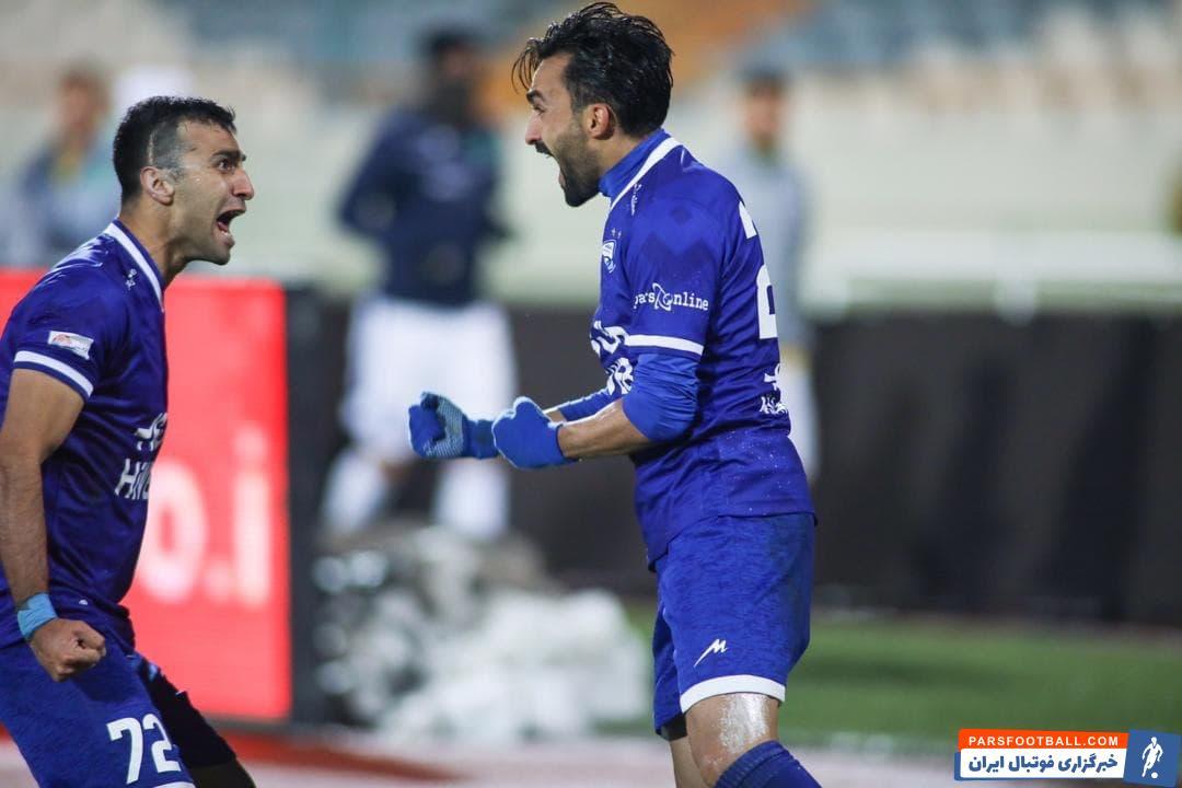 سید احمد موسوی ، دفاع راست تیم استقلال که در بازی با پرسپولیس مصدوم شده بود ، به بازی این هفته تیمش با تراکتور خواهد رسید.