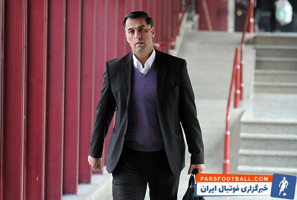 انصراف سعید آذری