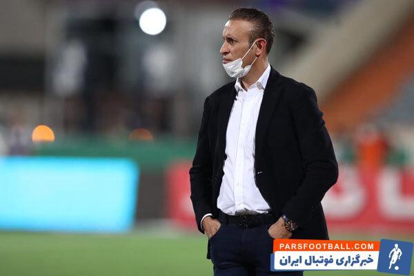 جلسه فوری یحیی گل محمدی با مدیرعامل پرسپولیس