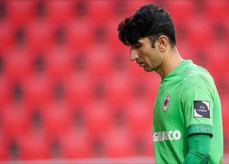 علیرضا بیرانوند ، دروازه بان تیم ملی و باشگاه آنتورپ بلژیک در بازی این هفته تیمش با میشلن ، عملکرد خوبی نداشت و مورد انتقاد هواداران قرار گرفت .