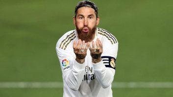تیم رئال مادرید درحالی برای تمدید قرارداد سرخیو راموس دست دست می کند که در هیچ یک از پنج بازی آخری که باخته است ، سرخیو راموس حضور نداشته است.
