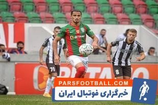 علی علیپور به دنبال درخشش در ماریتیمو پرتغال و بازگشت به تیم ملی