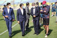 قرار است بعد از ظهر روز یکشنبه جلسه ای بین جعفر سمیعی و محمد پنجعلی برای حل کردن مشکلات تیم های بایه برگزار شود .