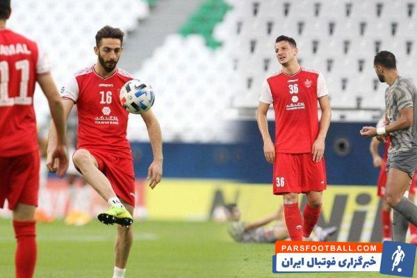 بحران گلزنی در تیم پرسپولیس ؛ عبدی و رمضانی در افول کامل