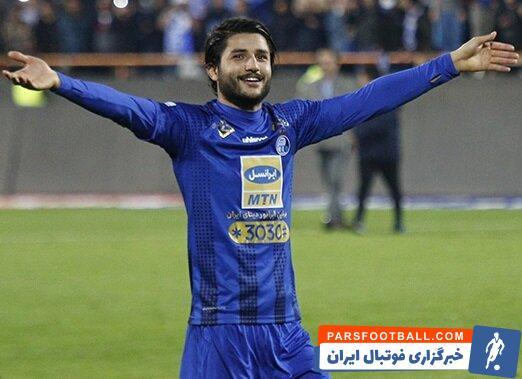 جریمه ضعیفترین بازیکن استقلال مقابل پرسپولیس ؛ فکری عارف غلامی را تبعید می کند