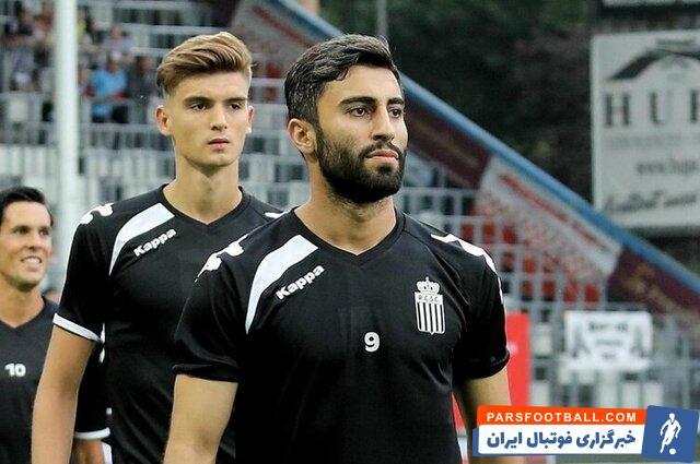 باشگاه شارلروا بلژیک ، لیست خود برای بازی با اوستنده را اعلام کرد که در این لیست نام کاوه رضایی پس از مدت ها و رهایی از بند مصدومیت به چشم می خورد.