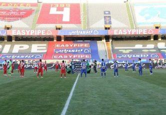 در قسمتی از برنامه فوتبال برتر ، صحنه های تقریبا مشابهی با صحنه برخورد توپ به دست وحید امیری در بازی استقلال و پرسپولیس پخش شد.