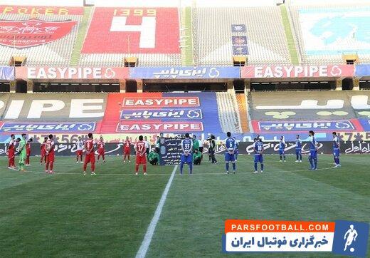 کارشناسی داوری دربی در فوتبال برتر ؛ لطف بزرگ داور به استقلال ؛ ادعای فکری رد شد + سند