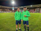در مرحله یک هشتم نهایی جام حذفی پرتغال ، تیم ماریتیمو بدون حضور امیر عابدزاده و علی علیپور دست به کار بزرگی زد و اسپورتینگ لیسبون مدعی را حذف کرد.