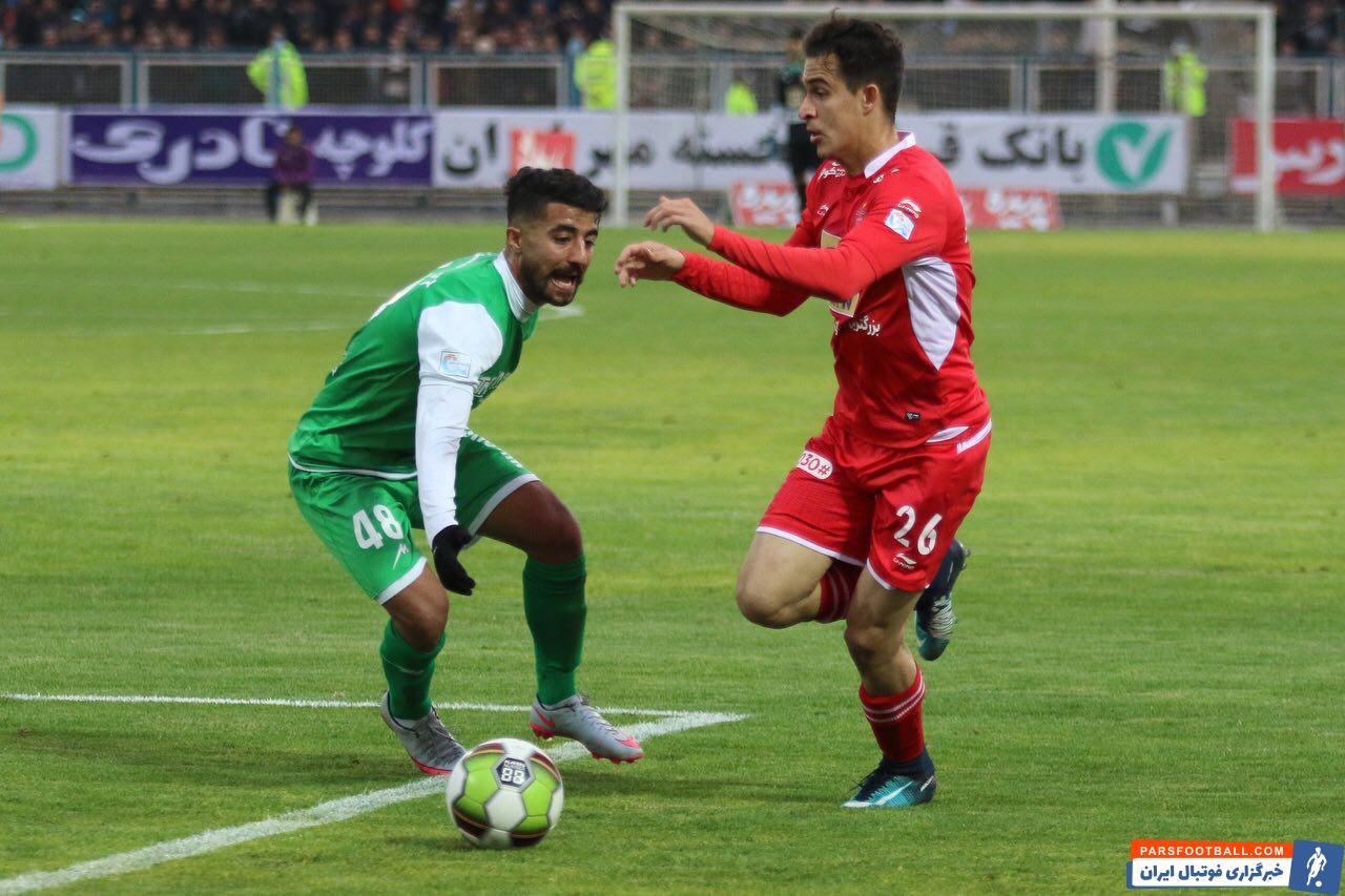 سعید حسین پور ، هافبک جوان پرسپولیس گفت : من از بچگی پرسپولیسی بودم و دوست دارم تا آخر عمر فوتبالی ام در این تیم بمانم.
