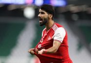 بشار رسن : آرزو دارم فوتبالم را در لباس قرمز پرسپولیس به پایان برسانم