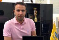 واکنش محسن خلیلی به نتایج اخیر پرسپولیس