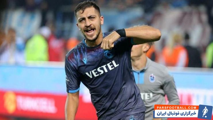 در هفته بیست و ششم لیگ برتر ترکیه تیم ترابوزان اسپور در برابر فنرباغچه یک بر صفر شکست خورد . مجید حسینی در این بازی نیمکت نشین بود.