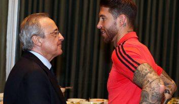 اختلاف راموس با مدیران رئال مادرید