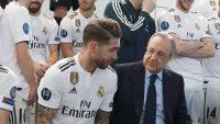 اختلاف رئال مادرید و راموس بر سر تمدید قرارداد