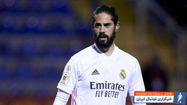 زین الدین زیدان که در دوره اول حضورش علاقه زیادی به ایسکو داشت در دوره دوم حضور در این تیم از او خیلی استفاده نکرده تا هافبک اسپانیایی در آستانه خروج از مادرید قرار بگیرد.