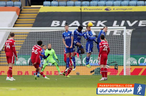 لسترسیتی 3 - 1 لیورپول