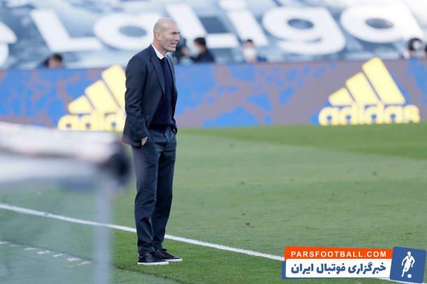 عصبانیت شدید زیدان پس از پیروزی بزرگ رئال مادرید مقابل والنسیا !