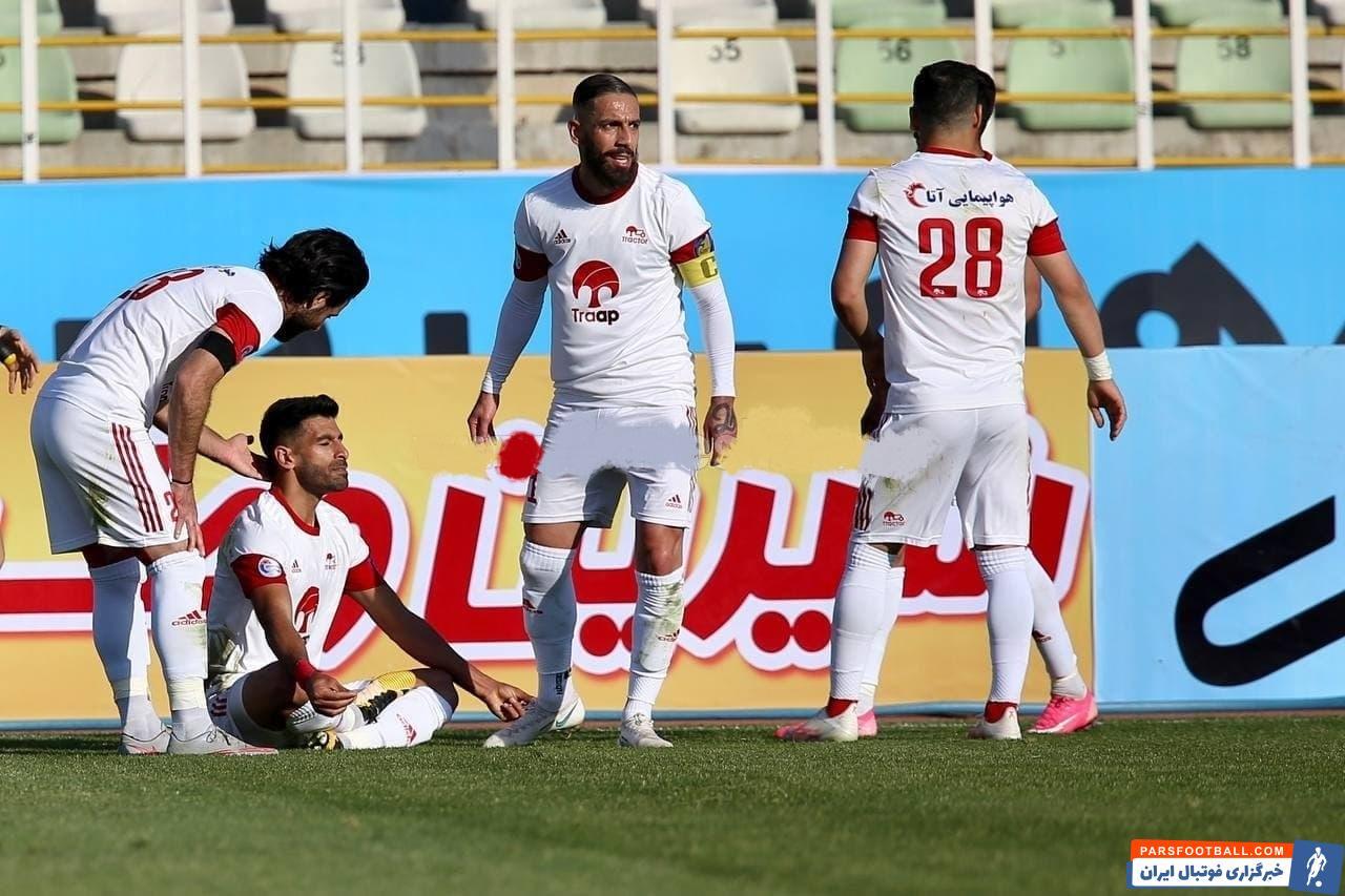 تیم تراکتور در شرایطی به مصاف سایپا رفت که در دو بازی اخیر خود مقابل پرسپولیس و آلومینیوم شکست خورده بود.
