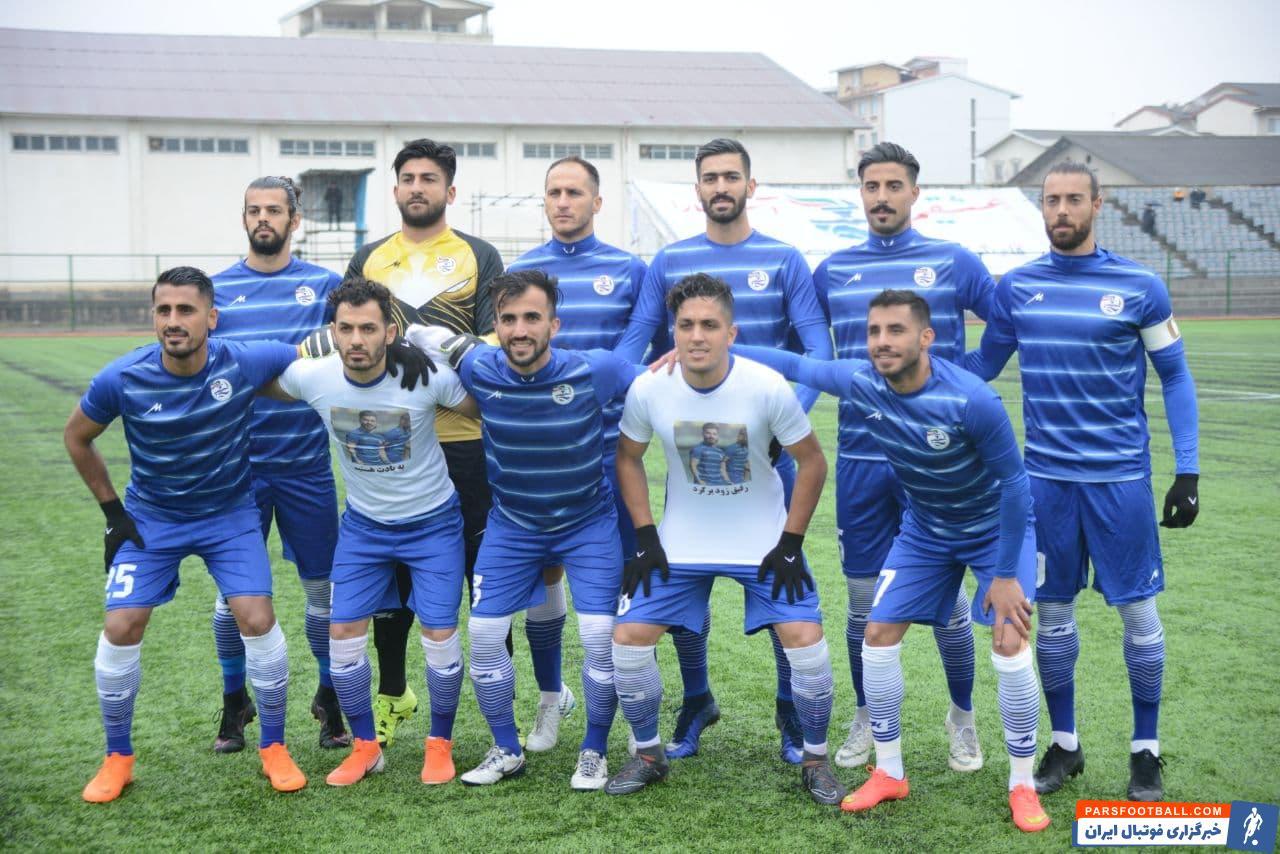 شهرداری آستارا دیروز و در هفته پانزدهم لیگ یک به نتیجه خوبی دست پیدا کرد و در خانه با یک گل از سد تیم خوب استقلال خوزستان گذشت.