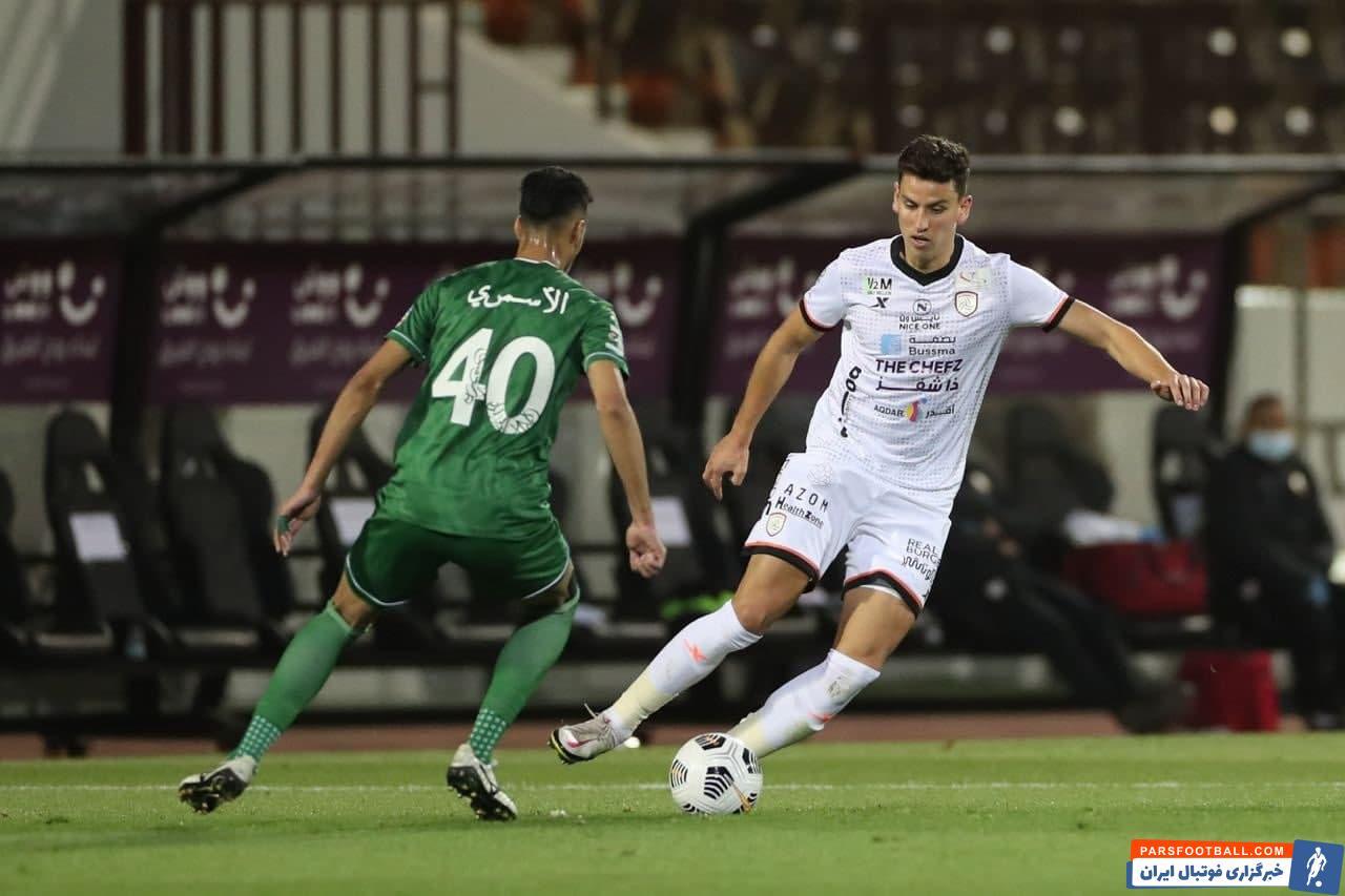 تیم فوتبال الاهلی عربستان در مهم ترین دیدار هفته بیستم لیگ حرفه ای عربستان، با نتیجه 3 بر صفر مغلوب الشباب شد.