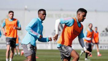 بازگشت 4 بازیکن مصدوم رئال مادرید به تمرینات