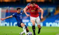 چلسی 0 - 0 منچستریونایتد ، در هفته 26 لیگ برتر انگلیس