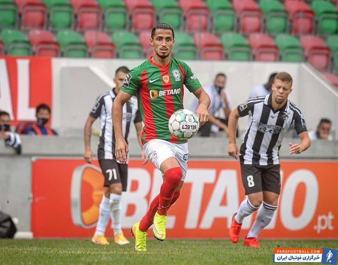 در هفته بیست و یکم لیگ پرتغال ، تیم های ماریتیمو و پورتیموننسه به تساوی بدون گل رسیدند . در این بازی علی علیپور ۸۸ دقیقه ، امیر عابدزاده ۹۰ دقیقه و جعفر سلمانی ۴۵ دقیقه بازی کردند.
