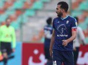 غیبت محمد نوری مقابل پرسپولیس در بازی هفته 15 لیگ برتر به دلیل ابتلا به کرونا