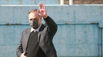 احمد مددی مدیرعامل باشگاه استقلال