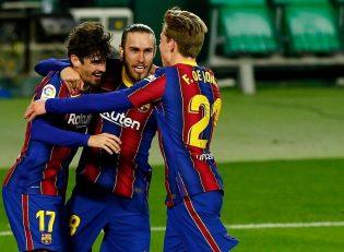 ستاره جوان بارسلونا به خودش هدیه داد