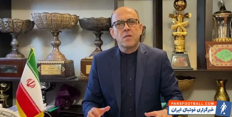 واکنش عجیب احمد سعادتمند به لو رفتن قرارداد وریا غفوری با استقلال