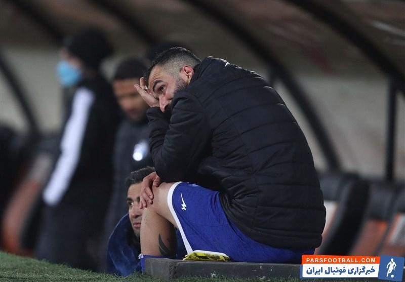 افشاگری داریوش شجاعیان از شرایط ترسناک باشگاه استقلال + سند