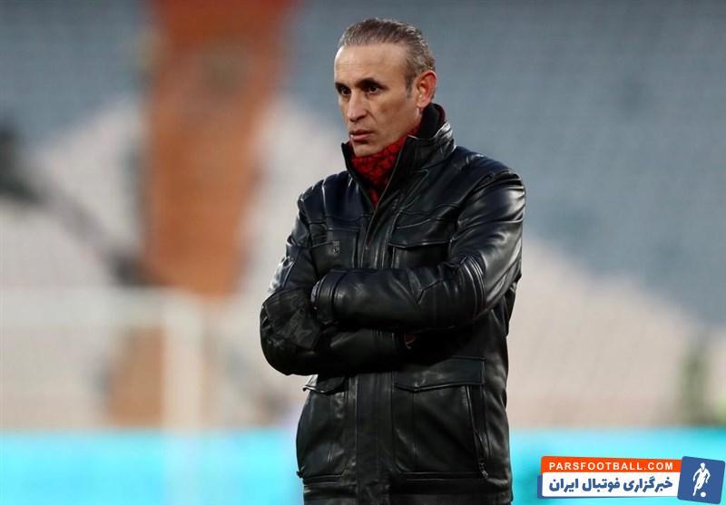 یحیی گل محمدی : پرسپولیس فردا برای ۳ امتیاز به دیدار تراکتور می رود
