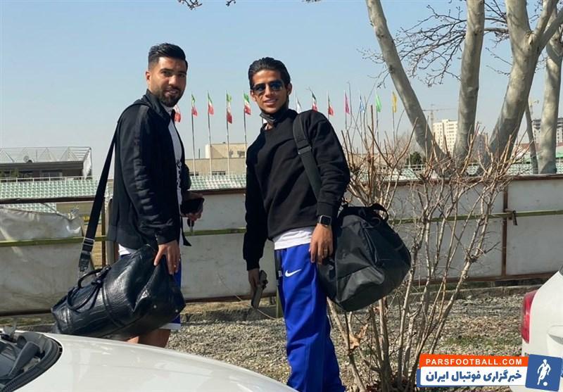 بازگشت مهدی قایدی به تمرینات استقلال تهران