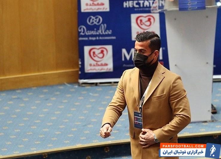 مصطفی آجرلو انتخاب احسان حاج صفی برای ریاست فدراسیون فوتبال