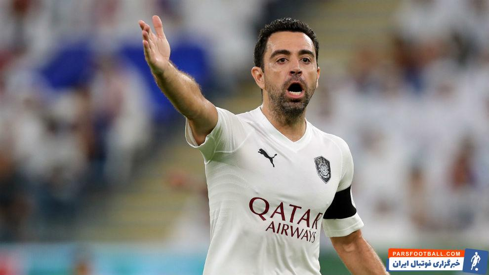 ژاوی هرناندز ، سرمربی تیم السد قطر گفت : همه من را به عنوان سرمربی بارسلونا می بینند اما من به رونالد کومان سرمربی فعلی بارسلونا احترام زیادی می گذارم.