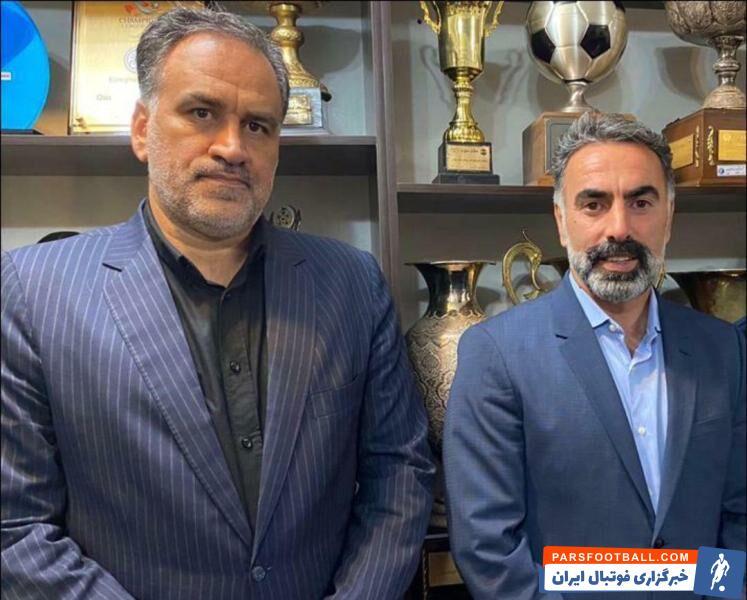 پایان خوش جلسه خصوصی محمود فکری با مدیرعامل استقلال