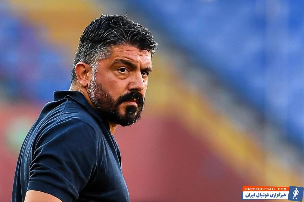 جنارو گتوزو ، سرمربی تیم ناپولی ایتالیا در رابطه با شایعه اخراجش از این تیم گفت : درباره اخراج من باید از مدیران باشگاه بپرسید . کاپیتان کشتی من هستم و آن ها هم من را مواخذه می کنند.