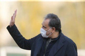 مژده احمد مددی به هواداران استقلال