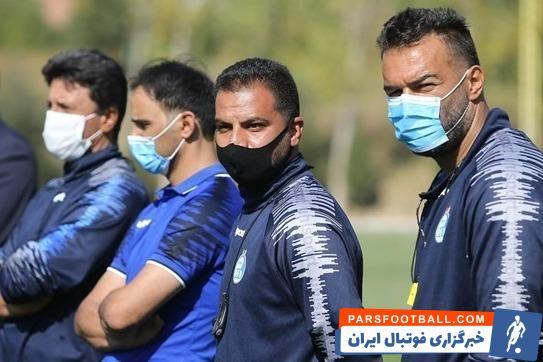 امید دفتری مربی تیم فوتبال استقلال که چندی پیش برای دیدار با خانواده خود راهی آمریکا شده بود به تهران بازگشت.