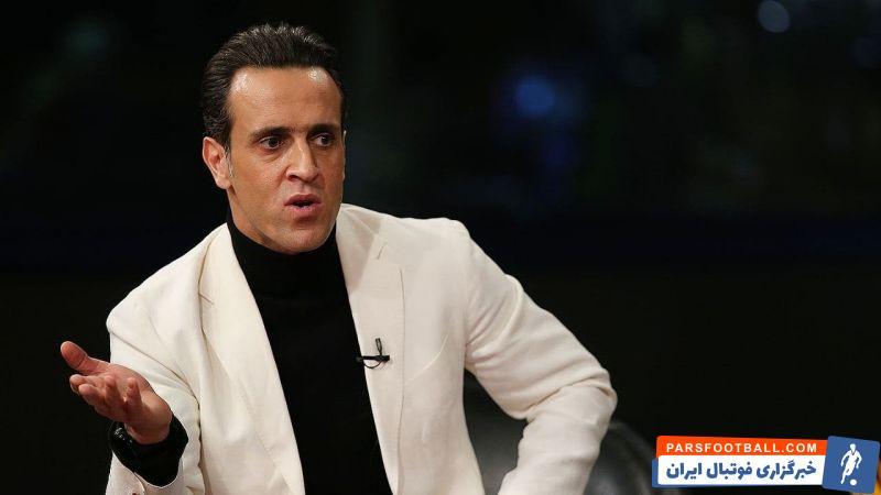 علت پخش نشدن مصاحبه علی کریمی