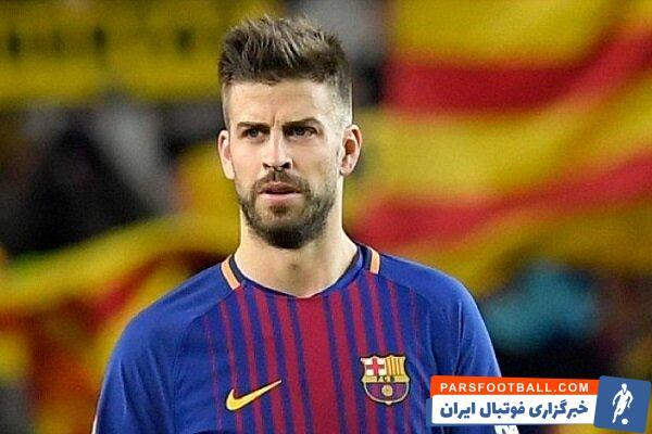 ستاره بارسلونا دست بردار نیست ؛ کل کل ادامه دار آقای پیکه !